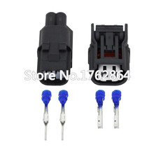 10PCS Sumitomo HV 040 Female And Male Auto Connector ABS Sensor Plug Press Switch Ignition Coil For Honda