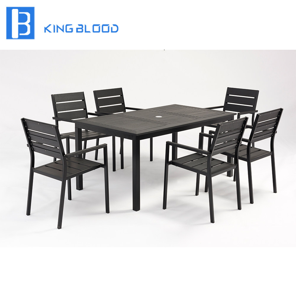 Rattan Outdoor Furniture Cheap Dining Collection Dining Table 10 - Esstisch Stühle Black Friday