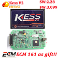 KESS V2 v2.28 chip tuning tool firmware 3.099 manager tuning kit for mult-cars No Token Limitation support mult-languages kessv2