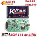 V2.28 чип-тюнинг инструмент прошивка 3.099 менеджер KESS V2 тюнинг комплект для мульт-автомобилей Нет Ограничения Маркеров support mult-языки kessv2