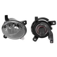 1 пара металлический автомобиля Пластик переднего бампера галогенные вождения Противотуманные фары лампы для Audi A4 B8 Q5 2008-2012 автомобили автомобильные аксессуары