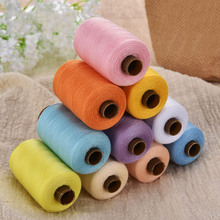 Sewing Thread 24 Colors 1000 Yards Polyester DIY Sewing Kit for Hand Machine Needles Dropshipping FAS exvoid bullet vibrator penis vibrating ring delay ejaculation adult sex toys for men male clitoris massager cock silicone rings