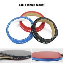 2 шт. ракетка для настольного тенниса, защита от весла, губчатая лента, аксессуары, защита от столкновений, ракетка для пинг-понга, боковая защитная лента