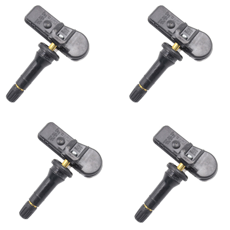 YAOPEI 4PCS High Quality TPMS Sensor Car Tire Pressure Monitor System For Peugeot For Citroen 9673860880