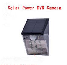 YobangSecurity Waterproof Solar Power Outdoor Security Surveillance CCTV Camera PIR Sensor Video Recorder With Night Vision