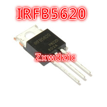10PCS IRFB5620 TO220 IRFB5620PBF TO-220 New original IC 10pcs l7812cv to220 l7812 to 220 7812cv new and original ic