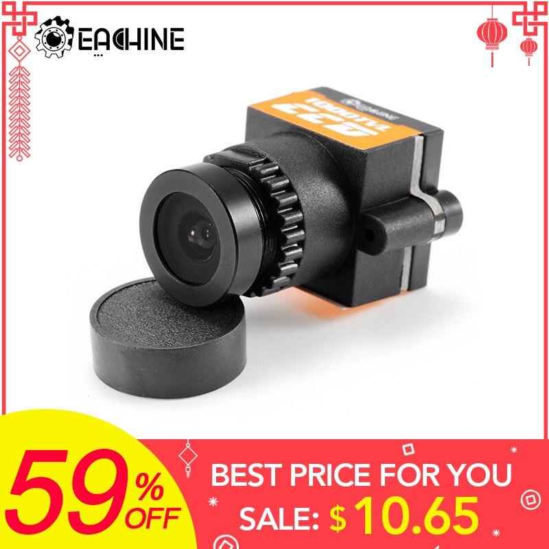 Eachine 1000TVL 1/3 CCD de 110 grados 2,8mm lente Mini FPV Cámara NTSC amigo conmutable para FPV Drone con cámara