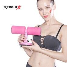 REXCHI тренажер для тренажерного зала, фитнеса, сидячая ручка, тренажер, пуш-ап стойка, портативное вспомогательное устройство для дома, бодибилдинга, тренировочное оборудование