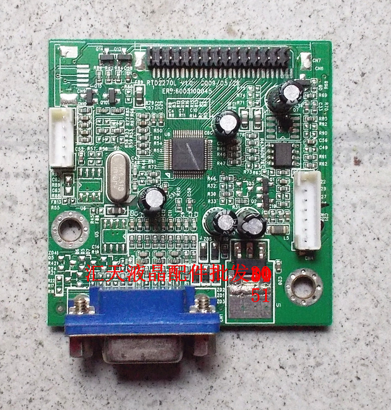 Free Shipping>Original Modern Z98W  driver board RTD2270L 6003100045 for 18.5 W-Original 100% Tested Working  free shipping original 100% tested working 191e1sb 191e driver board ilif 140 492711300100r motherboard