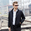 Men Men's Autumn jacket Slim casual men's jacket collar jacket