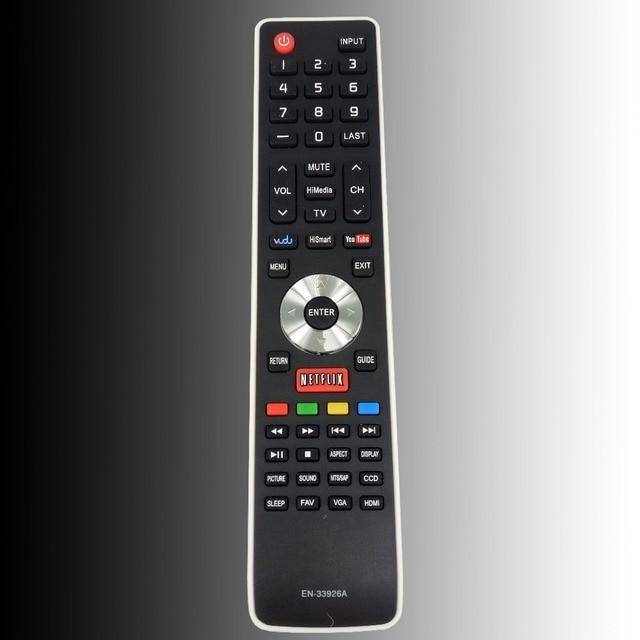 Yeni orijinal Hisense LCD LED HDTV uzaktan kumanda EN 33926A alt EN 33925A EN 33922A için 40K366WB 32K20DW 40K366WN 50K610GWN