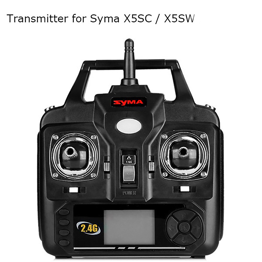 все цены на  2.4G RC Transmitter for Syma X5SC / X5SW / X5C / X5C - 1 Quadcopter Parts RC Transmitter Accessories Supplies Remote Controller  онлайн
