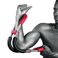Предплечья кистевой эспандер Регулируемый для сила запястья бицепсов мышцы груди тренажер рука Мультифункциональные тренажеры