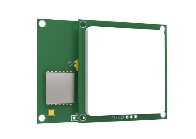 UHF RFID Hörer Festen Leser Spezielle Ultra dünn Eingebauten Keramik Integrierte Antenne-in Klimaanlage Teile aus Haushaltsgeräte bei