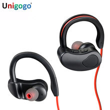 Bass Bluetooth Earphones Wireless Sport Headphones With Microphone in ear Earbuds Headset For Mobile Phone Waterproof kulakl k(China)
