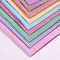 BagTalasite 6 pcs tecido roupas DIY Patchwork Cama de Costura Pano tecido para costura de Tecidos Têxteis para o LAR 40*50 cm