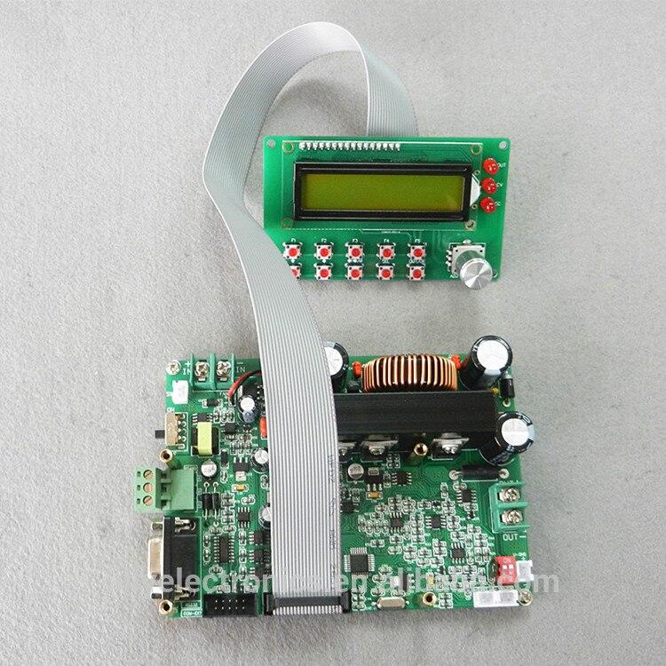 D6008A programmable DC Convertisseur Abaisseur Module abaisseur Courant Constant Avec L'affichage À LED de Puissance de Tension Abaisseur Module Le Plus Récent