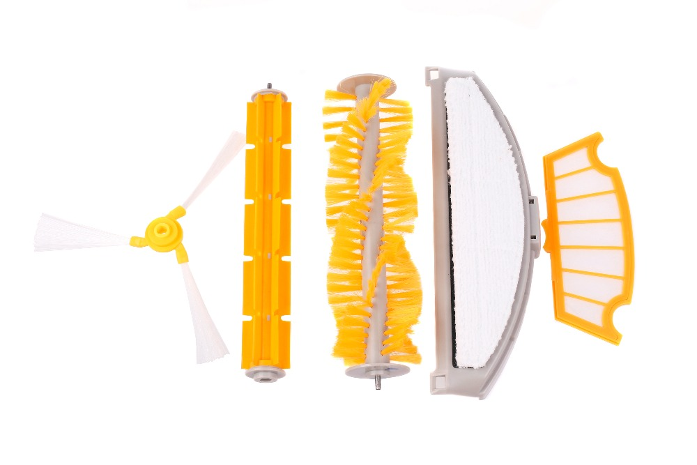 For A320/A325/A330/A335/A336/A337 Spare part for Robot Vacuum Cleaner,Main Brush,Rubber Brush,Side Brush,HEPA Filter,Mop,Mop pad for cleaner a320 a325 a330 a335 a336 a337 a338 spare part for robot vacuum cleaner adapter charger