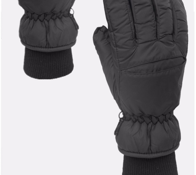 2017 Top Quality New Brand Men's Ski Gloves Snowboard Snowmobile Motorcycle Riding Winter Gloves Windproof Waterproof Snow Glove 3