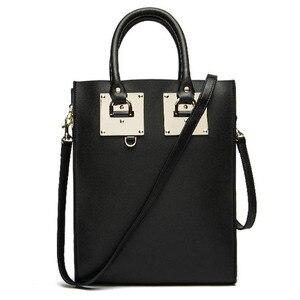 Image 1 - Luxury Women Bag Designer Vintage Style Fashion Shoulder Bag Famous Brand Handbag High Quality Leather Casual Totes Medium Size