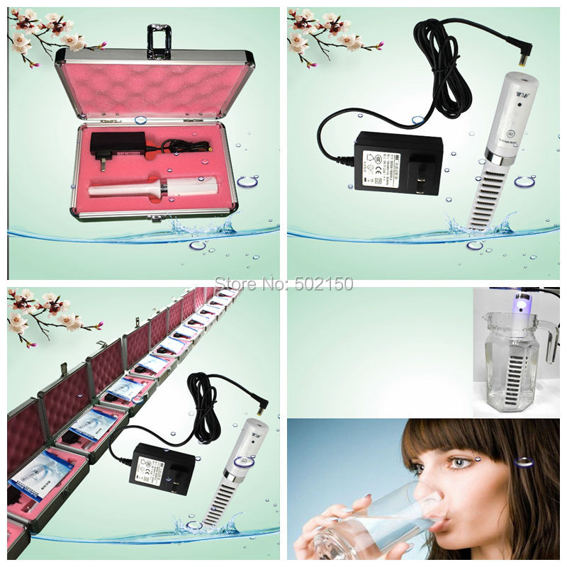 1PC New product Hydrogen Water Generator with 600-1400 ppb for hydrogen enriched water drinking