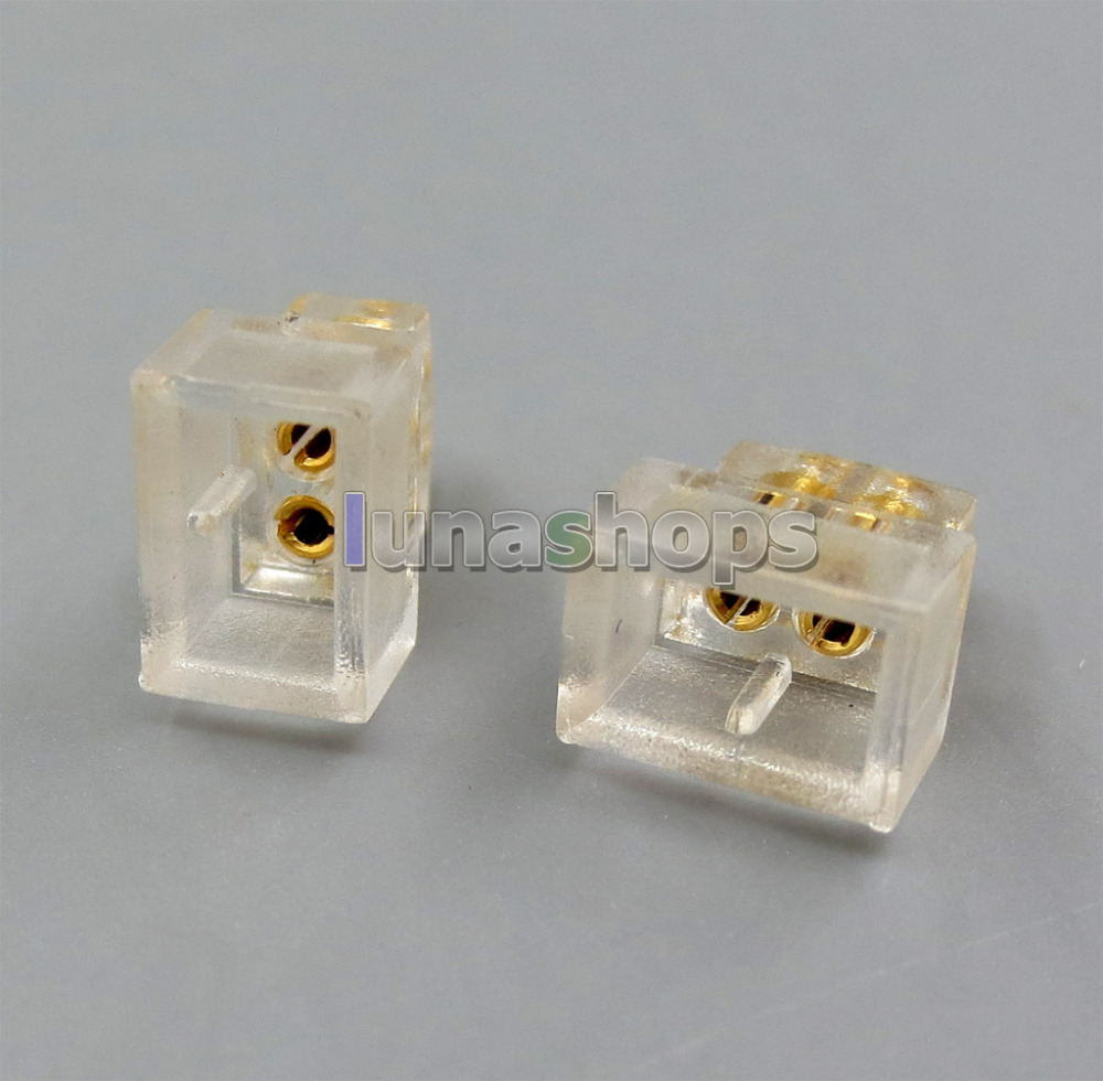 Female Socket 0.78mm Earphone Pins Plug For W4R UE 5PRO ciem UE18 PRO Unique Melody UM Mason MENTOR Miracle LN005373