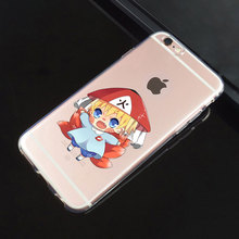 One Piece Monkey D Luffy Naruto TPU Case Cover for iphone