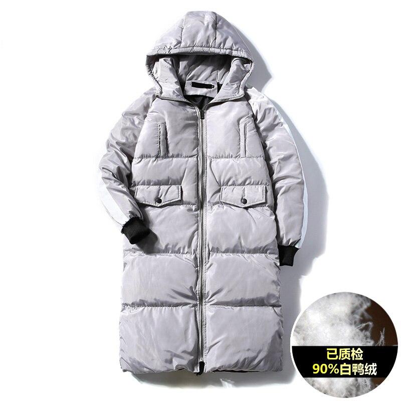 Mann Winter 10% Nylon 90% Polyester-faser 90 Authentic Weiß Daunenjacke Schmuck & Zubehör