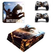 Battlefield 1 PS4 Pro Skin Sticker Vinyl Decal