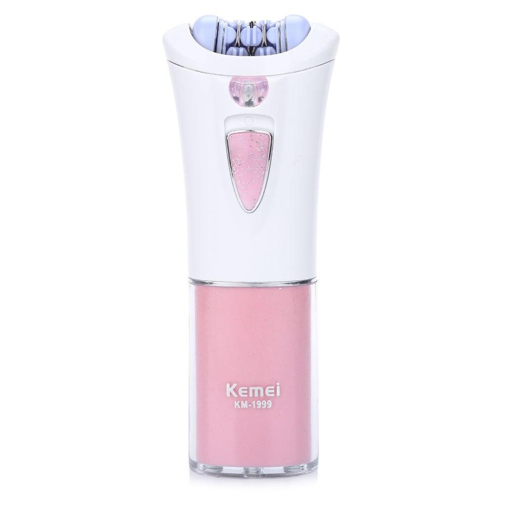 Kemei KM-1999 Depilatory Electric Female Epilator Ws