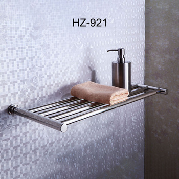 Free Shipping With Switch Single Layer Electrical Heated Towel Rack Wall Mounted Towel Shelf Stainless Steel Towel Dryer Rail