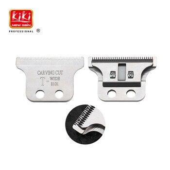 NEWGAIN 8101 reemplazo de cuchilla cortadora de cabello hoja Barbero cabeza  de corte para cortadora de cabello eléctrica de afeitar Clipper máquina de  corte b3df782cb476