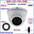 2.0MP Starvis imx290 cctv cámara 4 en 1 cámara ahd 1080 P HDCVI AHD-H imx323 HDTVI Color modo Nocturno de Seguridad, 960 h, 2.8-12mm Lente