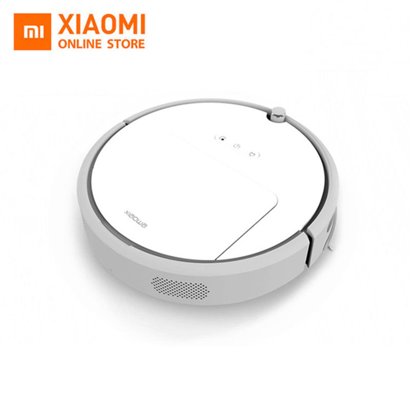 Xiaomi Roborock Xiaowa Robot Vacuum Cleaner 3 for Home Automatic Sweeping Smart Cleaning Mihome Mobile App Remote Control цена и фото