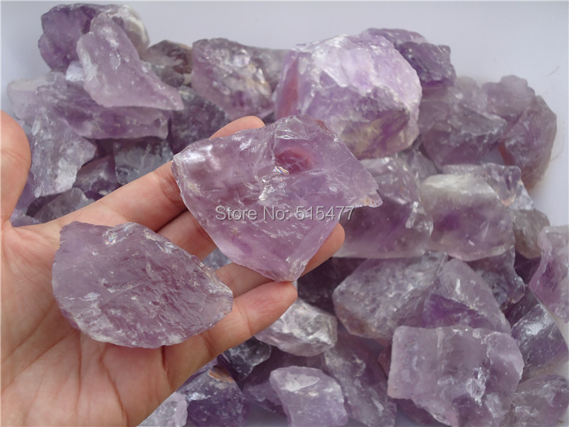 1 kg naturel améthyste cristal quartz brut pierres précieuses pierre cristal de guérison pierres énergétiques en gros