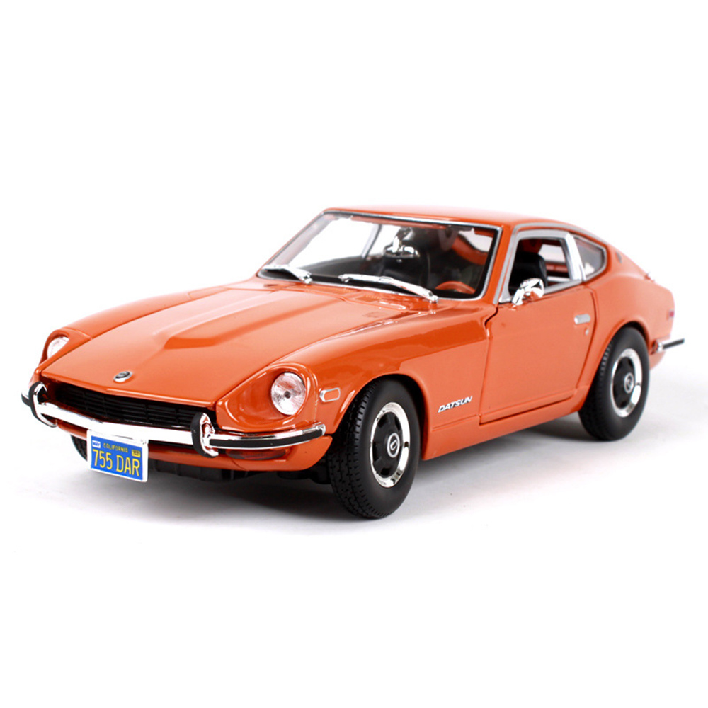 1:18 1971 JAPAN Nissan Datsun 240Z Sports Car Diecast Model Car Toy New In Box For Gift/Collection/Kids/Decoration недорго, оригинальная цена