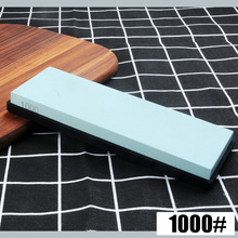 1 Piece 1000 Kitchen Tool outdoor double sides Knife Sharpener Whetstone Sharpening Stones for Knife Sharpener System kme knife sharpener professional sharpening knife portable 360 degree rotation fixed angle apex edge knife sharpener with stones