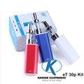 10 unids/lote precio de fábrica 2200mha fijo 30 W caja mod vapor grande 5 pin cargador cigarrillo electrónico kit de inicio sticK VS 30 w sólo 2