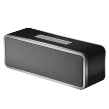 NBY-1040 Mini Wireless Bluetooth Speaker HiFi 3D Stereo Sound Music Loudspeaker Support TF AUX USB With Radio FM Speaker