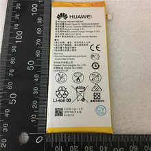 2018 New Original Battery iPartsBuy HB3447A9EBW High Quality 2600mAh Rechargeable Li-Polymer for Huawei P8