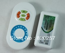 DHL EMS free shipping 5pcs lot RF Wireless Touching LED Remote dimmer controller 12V/24V