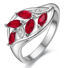 0 Silver plated ring, silver fashion jewelry ring For Women&Men , /RSDYZPNI JZDZLHXR(China)
