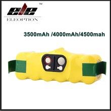 Высокое качество 14,4 В 3000 мАч 4000 мАч 4500 мАч Ni-MH Замена Батарея для IROBOT Roomba 500 510 530 570 580 550 620 650 780 790
