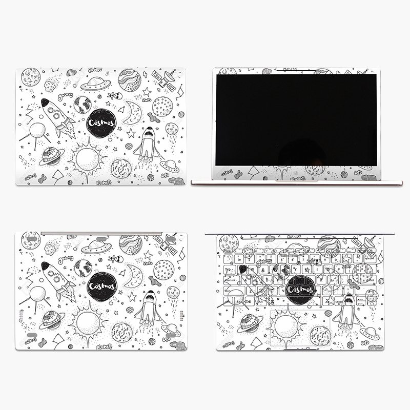 Notebook Cover Skin Protector Laptop Sticker For <font><b>MSI</b></font> GL63 GL73 GF63 GP63 GP72 GP73 GP72MVR GS40 GS65 <font><b>GS72</b></font> GS75 Laptop Skin image