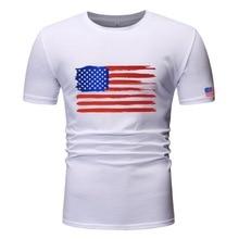 america tshirt independence day flag funny t shirts mens tee fashion 2018 casual print print streetwear harajuku preppy style
