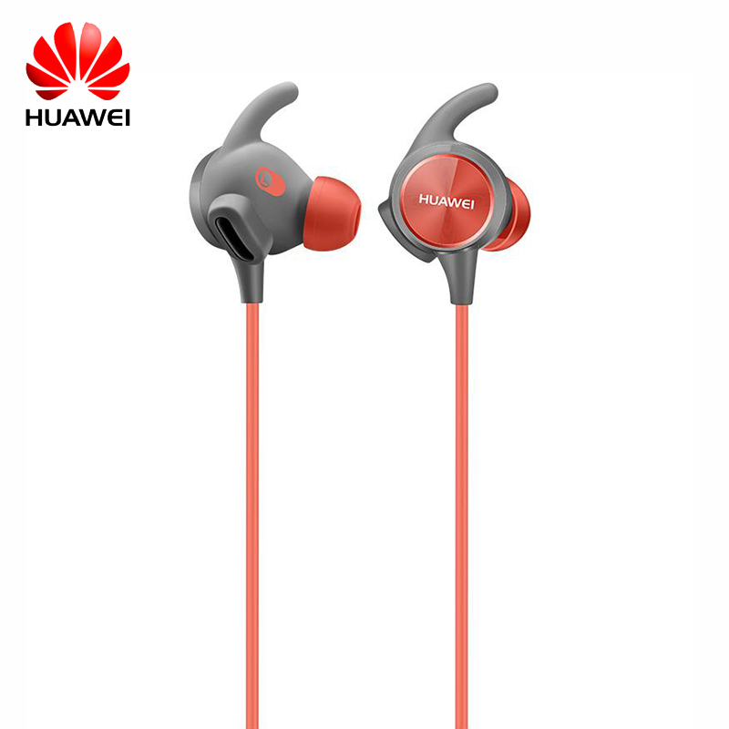 Huawei Bluetooth Sport Headsets In Ear Wireless Cordless Earphone with Earbuds for Mobile Phone Computer Gaming Business R1 PRO пульсометр sigma sport r1 sts bluetooth nsi20328