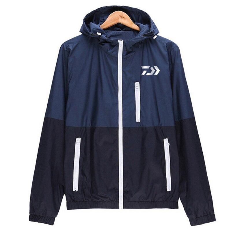 2018 Brand DAIWA Fishing Hoodies Outdoor Sweatshirt With Cap Loose hoodies Sunscreen Jacket Men Fishing Clothing With Hood2018 Brand DAIWA Fishing Hoodies Outdoor Sweatshirt With Cap Loose hoodies Sunscreen Jacket Men Fishing Clothing With Hood