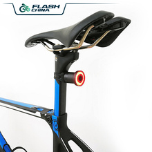 Flash 2019 New Bicycle LED Rear Taillight Bike Light Auto Start/Stop Brake Sensing IPx6 Waterproof USB Charging Cycling Red