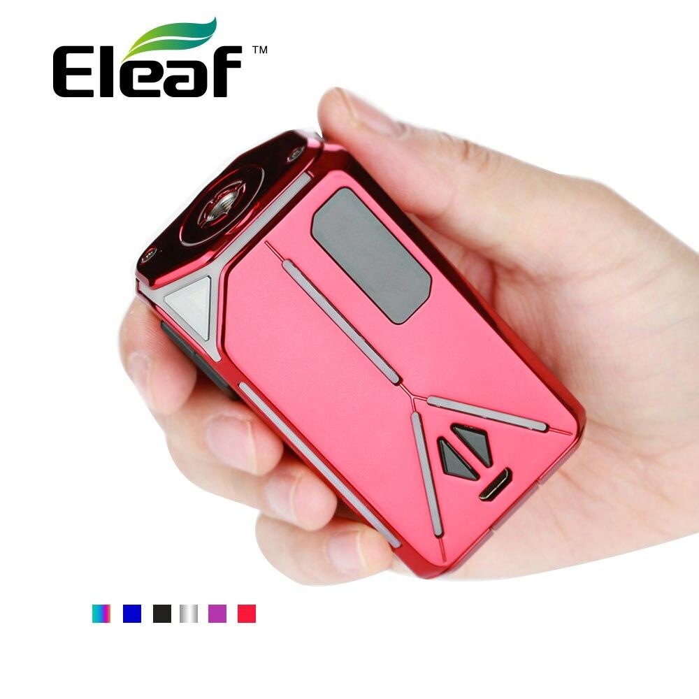 Eleaf Lexicon 235 W TC Box MOD 235 W supporte le Mode furtif et la fonction de préchauffage No 18650 batterie pour le réservoir ELLO Duro Vs Eleaf invoque