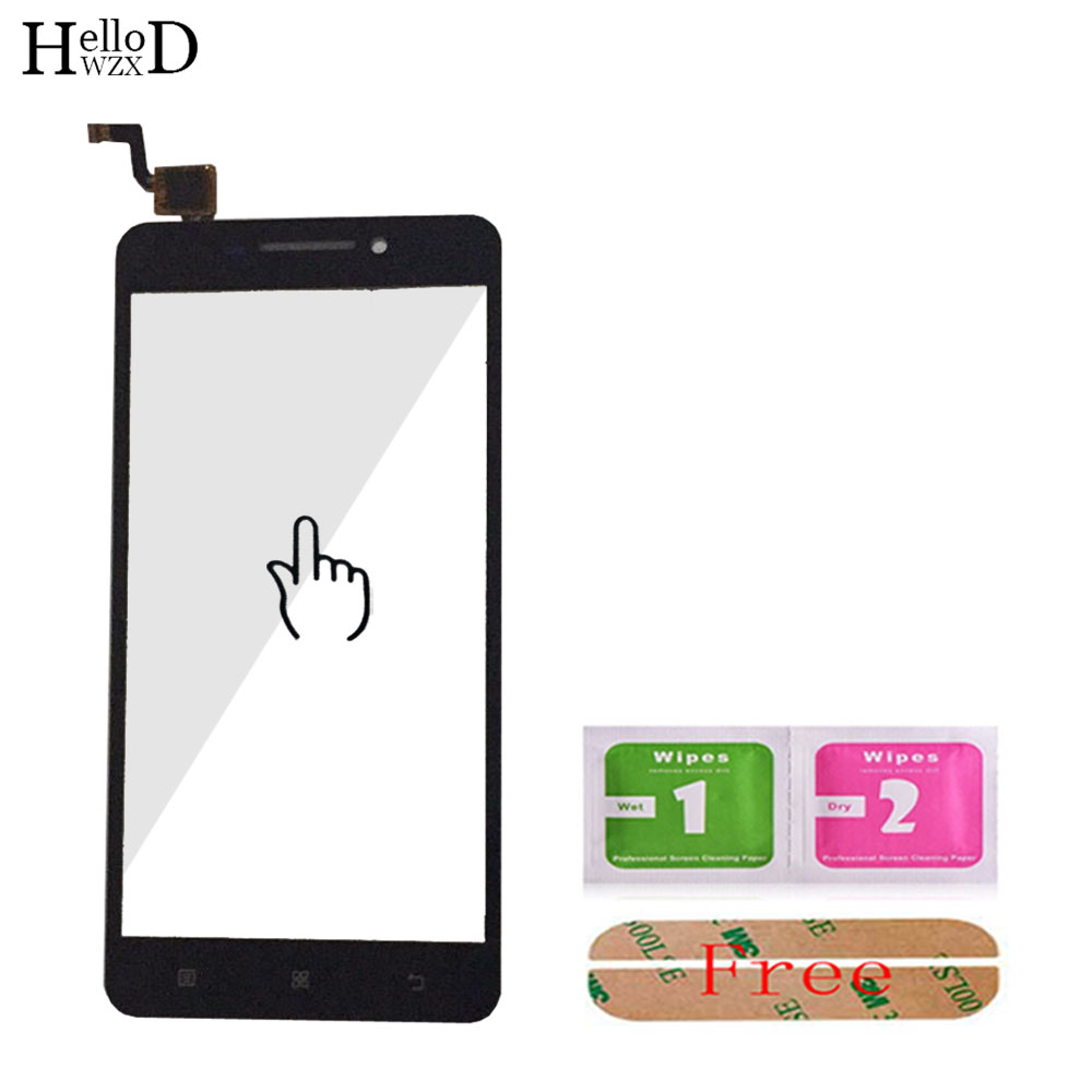 Image 3 - 5'' High Mobile Phone Touch Panel Sensor For Lenovo A5000 Touch Screen Digitizer Panle Front Glass Lens Touchscreen Adhesive-in Mobile Phone Touch Panel from Cellphones & Telecommunications